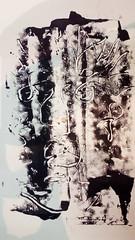 wo wrden wir hingehen wre die Welt ohne Grenzen (raumoberbayern) Tags: robbbilder painting portrait acrylic acryl white black schwarz weis malerei