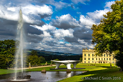 IMGP2986-Edit (mikesm) Tags: 2016 art beyondlimits chatsworthhouse derbyshire lilas sculptures sotherbys zahahadid derbyshiredalesdistrict england unitedkingdom gb