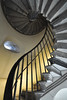 Stairs, London Monument (Richard Wintle) Tags: monument london greatfireoflondon stair staircase stairs spiral tower england uk greatbritain