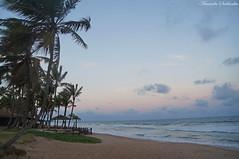 Villas do Atlntico - Lauro de Freitas - Ba/Brasil (AmandaSaldanha) Tags: nature natureza beach praia colors cores landscape paisagem blue cu sky