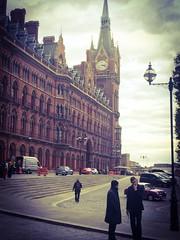 St Pancras railway station,London (Quietime photography) Tags: st pancras railway station london
