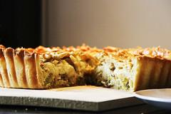 herzhafte Speck Lauch Kse Apfel Quiche (letizia.lorenzetti) Tags: quiche herzhaft soulfood herbstlich lauch speck apfel kuchen kse whe