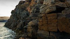The Coast (Jean-Claude Kresse) Tags: natural nikon light nature photograph pics stone greenland minerals arctic walls disko d7100 island