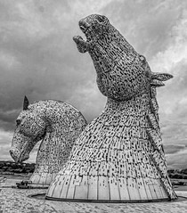 "The Kelpies I • <a style=""font-size:0.8em;"" href=""http://www.flickr.com/photos/53908815@N02/30290628412/"" target=""_blank"">View on Flickr</a>"