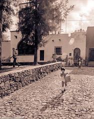 StreetBucketboyMexico84SanMiguelDeAllende (Zzzzt!Zzzzt!) Tags: street streetphotography mexico sanmigueldeallende 1984