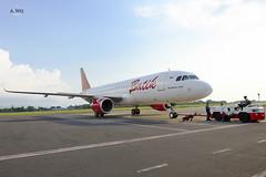 Batik Air A320 (A. Wee) Tags: indonesia  yogyakarta jog airport  batikair airbus a320