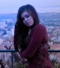 (Laura Tintignac) Tags: lumire femme nikond90 nikon portrait shooting