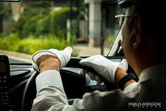 The Driver (Pablo Arrigoni) Tags: japón driver conductor auto car guante globe japan inside canon eos eos70d 50mm 50 kyoto travel taxi viaje city ciudad 70d wheel cap gorra color colors colores street calle