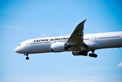 Japan Airlines Dreamliner (charly1684) Tags: japanairlines dreamliner boeing boeing787 planespotting
