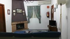 Saln con Chimenea. (brujulea) Tags: brujulea casas rurales grazalema cadiz canada salon con chimenea