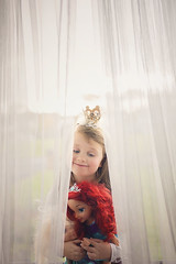little princess week 46 of 52 dogwood challenge (Sigita JP) Tags: littleexplore littlegirl prinsess highkey backlit naturallightphotography naturallightportrait smile portrait cute