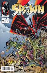 Spawn 05 (micky the pixel) Tags: comics comic horror heft imagecomics infinityverlag toddmcfarlane spawn