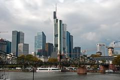 Frankfurt am Main, Germany (rmk2112rmk) Tags: frankfurtammain germany frankfurt eiserner steg rivermain