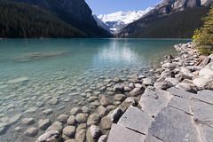 It is cold (emiliano.galati) Tags: banffnationalpark canon100d nationalpark 100d alberta green canada canon banff louise 2016 lake lakelouise