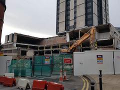 _20161117_100620 (Paul_Sheffield) Tags: sheffield grosvenor hotel demolition november 2016