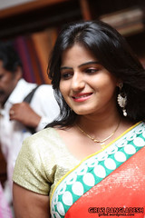 Tanusha inaugurated Shrujan Hand Embroidered Exhibition Photos (TVC MODEL) Tags: sexi
