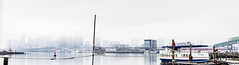 Harbor--Rain (PAJ880) Tags: charlestown boston shipyards chelsea ma harbor urban waterfront sign boat bridge mystic river