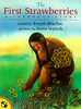 The First Strawberries:  a Cherokee Story (Vernon Barford School Library) Tags: 9780140564099 josephbruchac joseph bruchac folklore fnmi firstnations nativepeople nativepeoples native aboriginal emotions feelings strawberries fruit fruits berries cherokee picturebooks picturebooksforchildren vernon barford library libraries new recent book books read reading reads junior high middle school vernonbarford nonfiction paperback paperbacks softcover softcovers covers cover bookcover bookcovers quick quickread quickreads qr argument quarrel quarrels disagreement disagreements