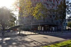TORRE GLÒRIES (abans TORRE AGBAR) (Yeagov_Cat) Tags: 2016 agbar avingudadiagonal b720arquitectos barcelona catalunya jeannouvel torre torreagbar 2005 b270 diagonal torreglòries glòries