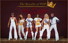 The Royalty of POP by B-POP (B-POP) Tags: photoshop design remix mia mamma abba britneyspears 2012 remixes christinaaguilera youtube agnethafltskog annifrid bennyandersson bjrnulvaeus fridalyngstad bpop lamagiadeabba