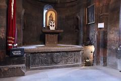 The Khor Virap Monastery (nikidel) Tags: mountain church temple monastery armenia ararat garni geghard khorvirap
