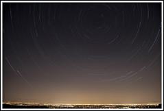 OVER THE MILE HIGH (DENVER, CO) (WNDLST) Tags: longexposure night colorado cityscape nightlights illumination denver polar startrails extendedexposure lightstream themilehighcity