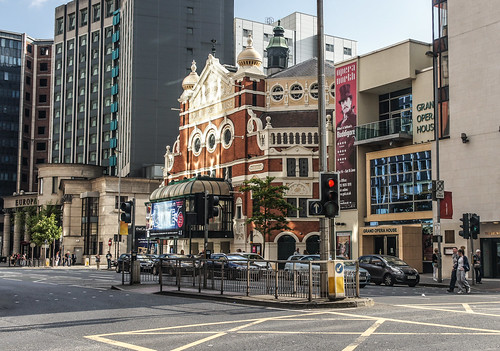The Grand Opera House is a theatre in Belfast, Northern Ireland
