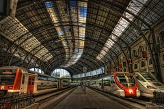 DSC4563 Estaci de Frana II (antoni63) Tags: barcelona station train tren railway catalonia catalunya hdr estacidefrana estacindefrancia tatot magicunicornverybest antoni63