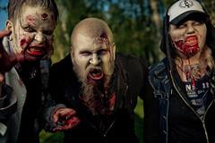 Organizer zombies (mrksaari) Tags: city monster finland dead living blog blood helsinki ranger zombie walk flash ring gore horror terror undead corpse eco ringflash quadra elinchrom reanimated zombiewalk nd8 strobist d700 2470mmf28g survivalofthesickest