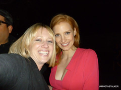 Jessica Chastain (IAMNOTASTALKER.com) Tags: celebrities celebrityphotographs