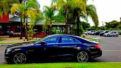 Mercedes Benz CLS 63 AMG (Raphael Valena) Tags: brazil black brasil mercedes benz 63 brasilia 62 amg cls