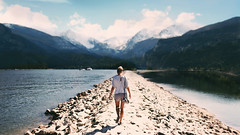 Hannah (Daniel_Ernst) Tags: life shadow sea portrait people panorama mountain 3 mountains color tree nature colors girl field leaves female clouds photoshop 35mm canon germany lens landscape eos prime high girlfriend colorful dof bokeh earth availablelight mark colorfull f14 sommer small hills berge human filter journey blonde summit fields environment cs 5d mm fading fullframe conceptual polarizer 35 landschaft bume taunus depth baum kb ef available density markii hesse bacharach neutral eos5d mittelrhein 35l stdtchen 5d2 5dii