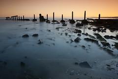Tejo Minimalista II (Pajares Photography) Tags: cidade rio canon flickr lisboa paisagem cruz tejo hoya exposio longa quebrada filtros nd400