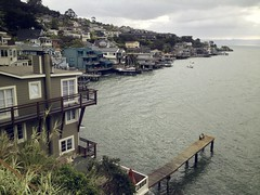 The Dock of the Bay (namwodahs) Tags: sanfrancisco california bay dock marincounty sausalito