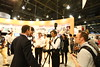 CTIA Vice President, Operations, Rob Mesirow Tours Show Room