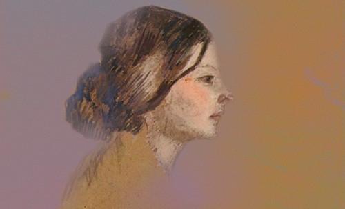 "Las Madeleines escuchando la soleada soledad, descripciones de Henri de Toulouse Lautrec (1889) y Pablo Picasso (1904). • <a style=""font-size:0.8em;"" href=""http://www.flickr.com/photos/30735181@N00/8805130175/"" target=""_blank"">View on Flickr</a>"
