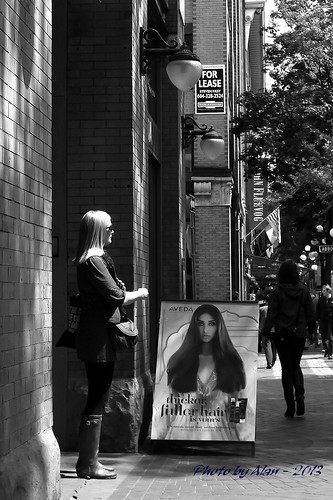 A Beauty in Gastown Vancouver