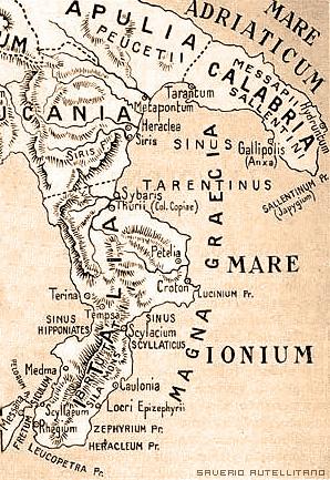 Italia Magna Grecia