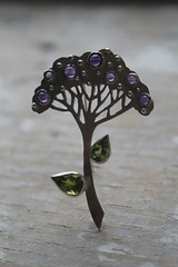 brooch for Vera (vikafogallery) Tags: