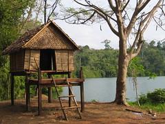 Countryside near Ban Lung in Ratanakiri, Cambodia (mbphillips) Tags: cambodia mbphillips canonixus400