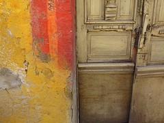 (msdonnalee) Tags: door puerta porte tr entry  photosfromsanmigueldeallende fotosdesanmigueldeallende oldmexicandoor