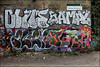 Blits / Sampz / Flem / Jets (Alex Ellison) Tags: urban graffiti jets sample halloffame blitz pbs hof tgs crouchend crouchhill samp parklandwalk northwestlondon flem blits sampz