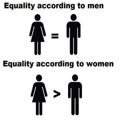 On the topic of equality (Future Fun) Tags: laughing fun funny lol humor freaky laugh epic fail