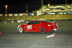 IMG_5965 (AlBargan) Tags: park sport canon lens ii 7d motor usm genesis hyundai coupe ef motorsport drifting drift 70200mm kudu f28l dirab ديراب كودو دريفت