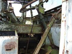 leyland hippo cab (TruckerPat) Tags: cab rusty scrapyard oldtruck oldlorry oldleyland leylandhipppo