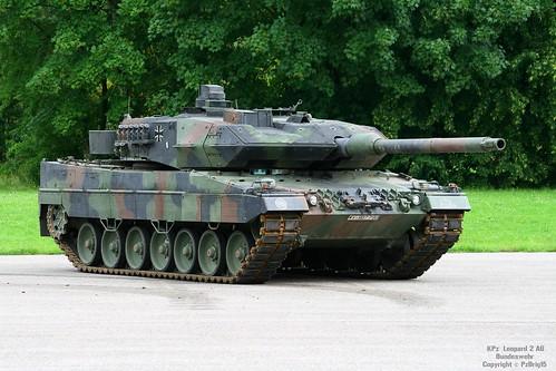 Kampfpanzer Leopard 2 A6 ( Bundeswehr)
