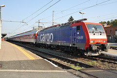 Do you remember??? (Maurizio Zanella) Tags: italia trains db railways sr aw alessandria treni autozug ferrovie arenaways e4740023 exp13374
