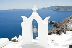 Santorini - Oia (rupertalbe - rupertalbegraphic) Tags: greek mediterraneo flag santorini greece alberto grecia oia thira mariani isola cicladi perissa ciclades emborion rupertalbe rupertalbegraphic