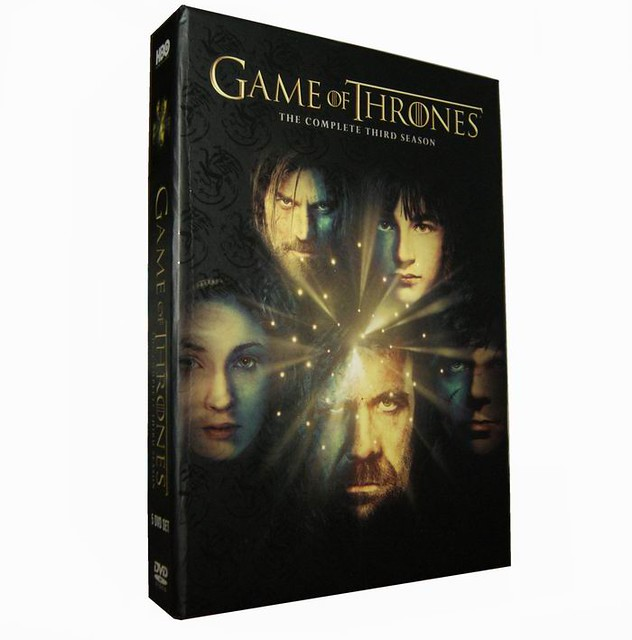Game Of Thrones Season 3 DVD Box Set