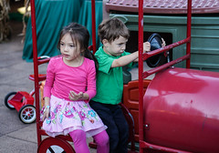 Young driver (Z!SL) Tags: nyc people kids manhattan sony sonyphotographing emount minoltaemount sel50f18 nex5r